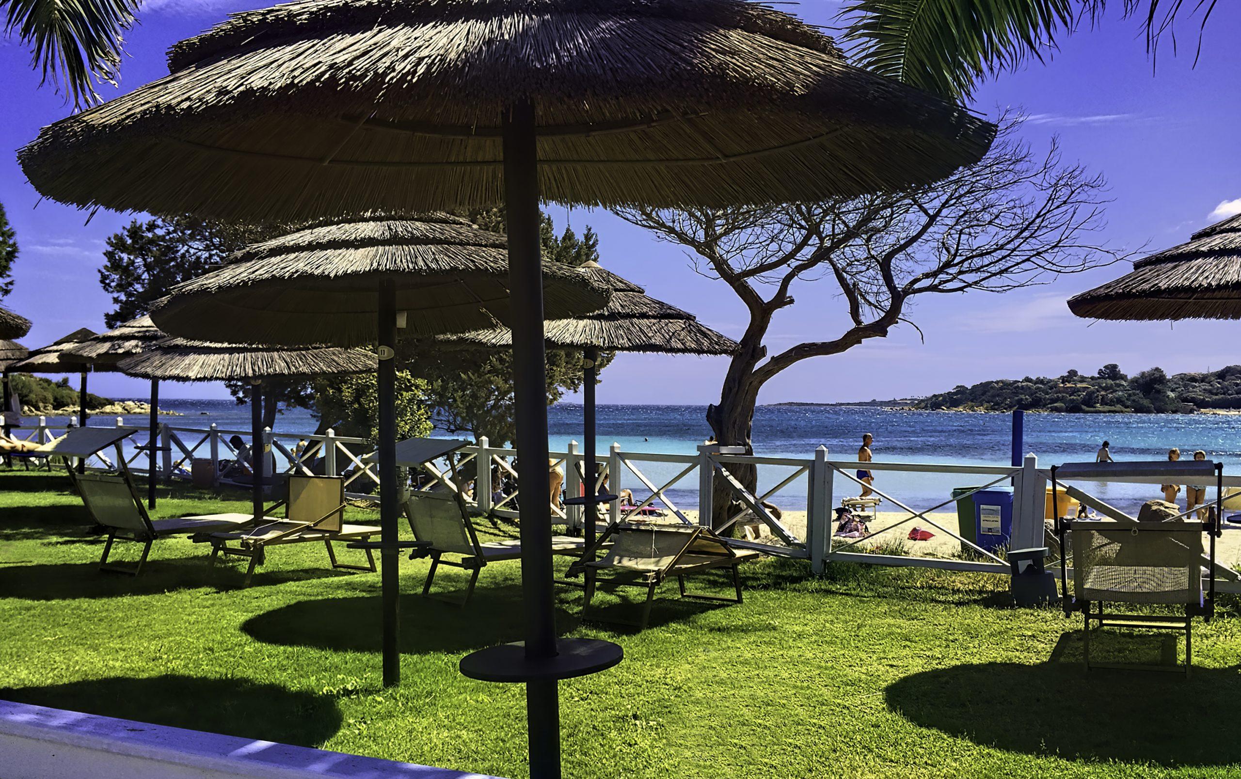 Magic on the beach - Porto Rotondo