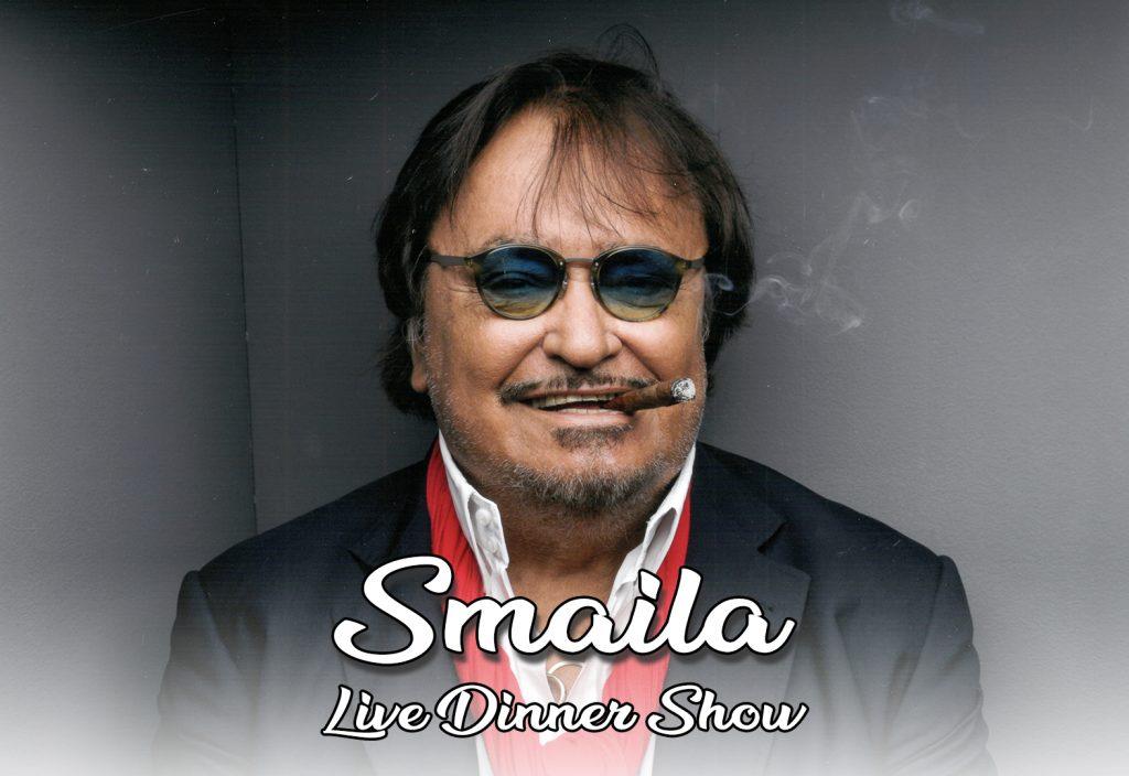 Umberto Smaila Live Dinner Show